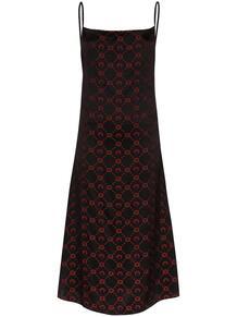 платье-комбинация Virgo MARINE SERRE 1468961077