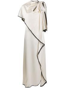 платье без рукавов с драпировкой Ports 1961 159787385154