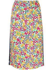 прямая юбка с принтом Pop Garden Marni 162898675156