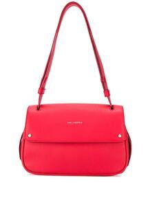 сумка на плечо Ikon с логотипом Lagerfeld 14523229636363633263