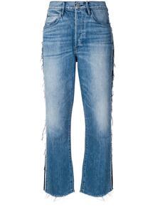 прямые джинсы с лампасами 3X1 133773425149
