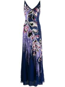 платье с пайетками EMILIO PUCCI 141826245250