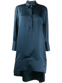 платье-трапеция на пуговицах Giorgio Armani 149691085254
