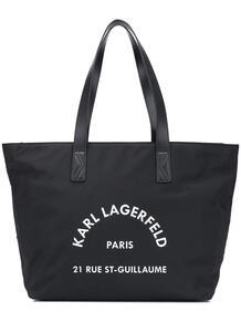 сумка-тоут Rue St Guillaume Lagerfeld 15288748636363633263