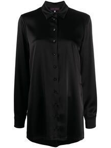 удлиненная рубашка TALBOT RUNHOF 152220135250