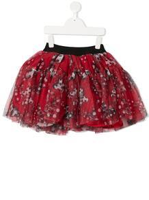 пышная юбка с принтом Monnalisa 157644334950