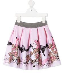 юбка с принтом Monnalisa 1583816650