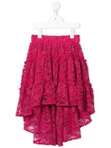 кружевная юбка миди Monnalisa 1590744756