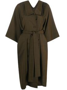 платье-рубашка с широкими рукавами HENRIK VIBSKOV 1564902483