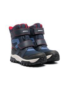 ботинки с нашивкой-логотипом Geox 158599215151