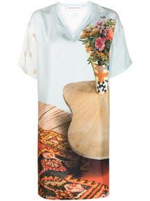 платье-футболка Walter Van Beirendonck Pre-Owned 1617147183