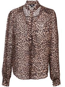 leopard print blouse PAIGE 1319666076