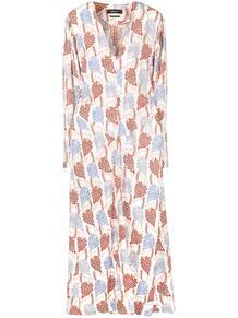 платье макси с цветочным принтом Isabel Marant 163012425154