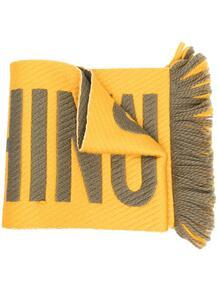 шарф с логотипом Love Moschino 16341978636363633263