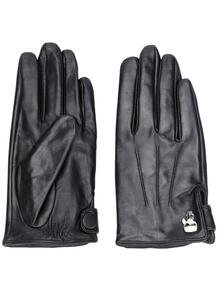 перчатки с брошью Lagerfeld 14618055834777