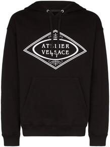 худи с логотипом Atelier Versace 1415611683