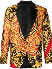 пиджак с принтом Barocco Versace 147367885256