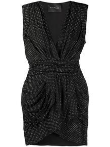 коктейльное платье со стразами John Richmond 151621855156