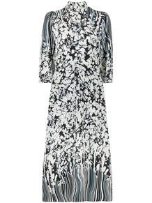 платье с абстрактным принтом DOROTHEE SCHUMACHER 1613998850
