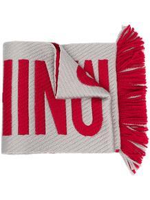 шарф с логотипом Love Moschino 16340868636363633263