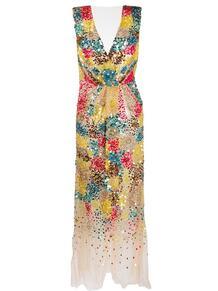 коктейльное платье с пайетками Elisabetta Franchi 139931775248