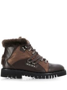 ботинки с меховой подкладкой LORENA ANTONIAZZI 146072315155