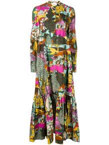 длинное платье-рубашка La Doublej 1350272777