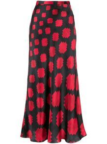 юбка миди с геометричным принтом Marni 144433655250