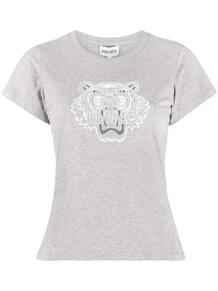 футболка Tiger узкого кроя Kenzo 1553401983