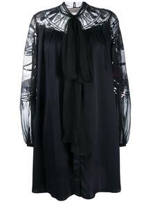 расклешенное платье с пайетками EMILIO PUCCI 150469415254