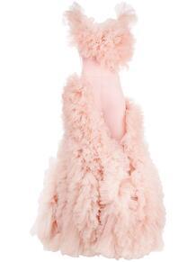 платье из тюля с оборками Loulou 1634257577