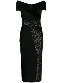 платье с пайетками TALBOT RUNHOF 142889715252