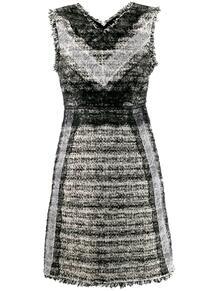 платье с бахромой GIAMBATTISTA VALLI 142350615250