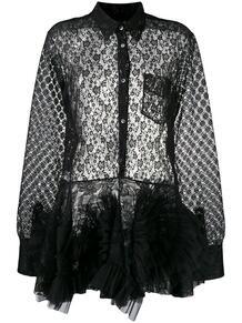 кружевное платье с тюлем Viktor & Rolf 14425580774776