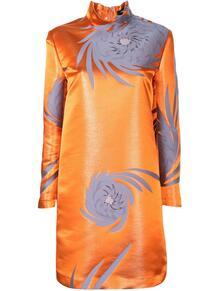 платье с цветочным принтом UNDERCOVER 1583416951