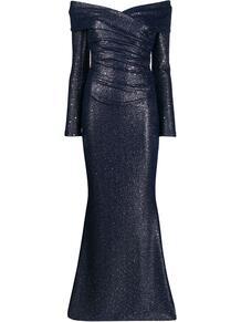 платье с открытыми плечами TALBOT RUNHOF 143974825248