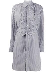 платье-рубашка в полоску Essentiel Antwerp 152145935152