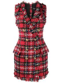 платье-блейзер без рукавов BALMAIN 155828445156