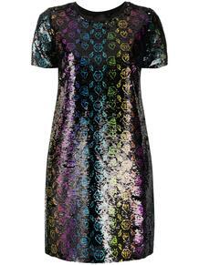 платье Moana с пайетками и монограммой PHILIPP PLEIN 1551979183