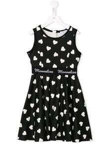 платье с принтом Monnalisa 1422722654