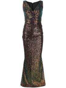 платье с пайетками TALBOT RUNHOF 152219595248