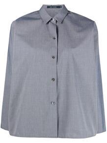 рубашка прямого кроя с длинными рукавами SOFIE D'HOORE 162708355156