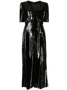 платье с пайетками SALONI 147639304948