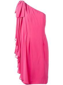 платье на одно плечо Jean Louis Scherrer Pre-Owned 114846465250