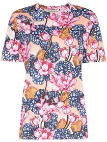 футболка с цветочным принтом MARY KATRANTZOU 143610268883