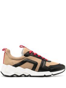кроссовки со вставками Pierre Hardy 160427905157