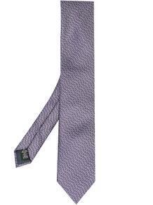 галстук с плетеным эффектом Ermenegildo Zegna 16230337636363633263