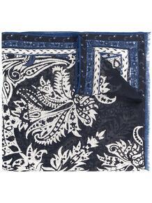 шарф с принтом пейсли Etro 16344037636363633263