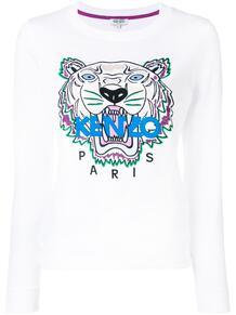 толстовка Tiger с логотипом Kenzo 13697360888883