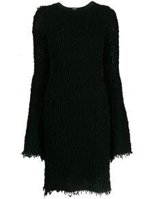 трикотажное платье 1990-х годов Jean Paul Gaultier Pre-Owned 141485575248
